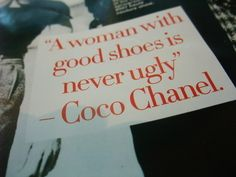 Famous Quotes - Coco Chanel