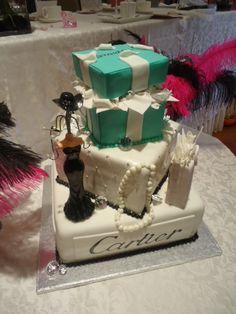 Bridal Shower Cake!