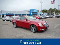 2008 CADILLAC CTS Base w/1SA Call for Price  miles 904-209-9531 Transmission: Automatic  #CADILLAC #CTS #used #cars #NimnichtChevrolet #Jacksonville #FL #tapcars
