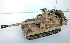 M109A6 Paladin