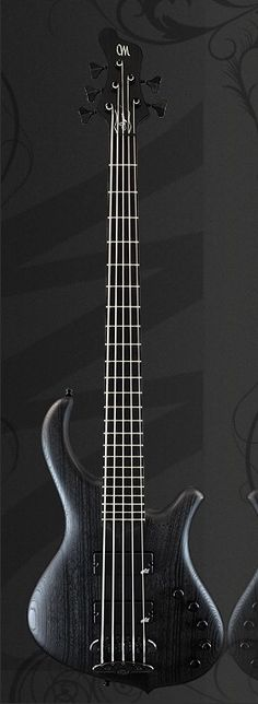 Mayones Slogan 5 Custom Gothic Bass