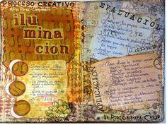 Un Rincón para Crear: Proceso creativo: iluminación, evaluación, aplicación