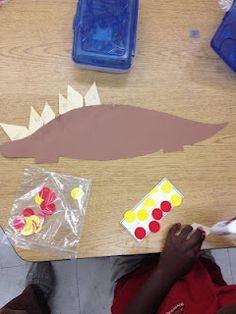 Dinosaur ideas and a freebie
