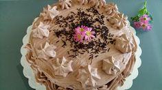 Retete grecesti: Tort mocca (Tourta moka - Τούρτα μόκα)