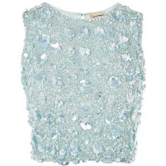 faf2d1e3049e51 Designer Clothes, Shoes & Bags for Women | SSENSE. Sparkly Crop TopsLacy ...