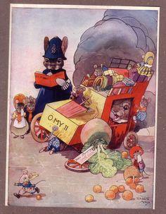 Ernest Aris illustration