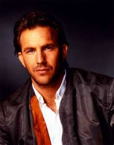 Kevin Costner ~ Love this picture!