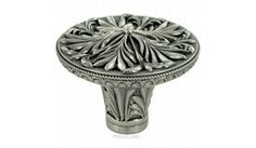 Edgar Berebi   7734AN   Antique Nickel   Cabinet Hardware > Cabinet Knobs