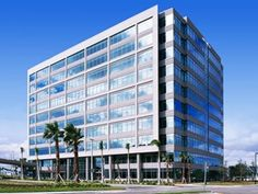 The team of Tony Jones and Ryan Levy represented First Bank Florida in the lease negotiations with landlords TIAA-CREF and Allianz Real Estate. Being A Landlord, Skyscraper, Miami, Commercial, Multi Story Building, Florida, Real Estate, Skyscrapers, Real Estates