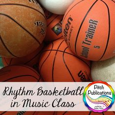 """We are finishing up Unit 1: Rhythm and I feel like I have brought out all the """"old material,"""" already tried some cool new material (like centers!), but was still missing something.  I have great rapport with my kids, but sometimes have a hard time reaching my """"too cool for school; all I love is sports"""" kiddos."""