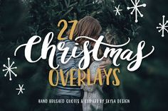 Christmas overlays, quotes & clipart