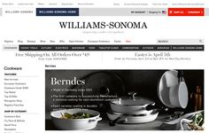 Berndes Cookware USA Launches Vario Click Pearl with Williams-sonoma.com. Berndes Cookware USA launches Vario Click Pearl Ceramic Induction Cookware, now available on Williams-Sonoma.com! #berndescw #wemakequalitysince1921 #qualitymakesthedifference