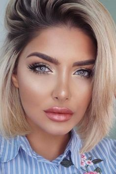 Best natural prom make up ideas to makes you look beautiful 15