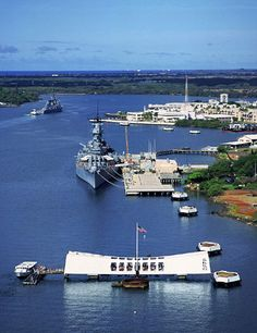 Pearl Harbor, Honolulu, Hawaii An amazing once in a lifetime experience. Would love to go back
