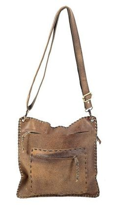 Rugged leather messenger bags made of genuine cowhide and are perfect to carry crossbody style.