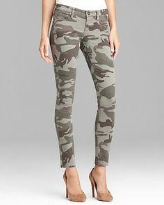 True Religion Jeans - Casey Camo | Bloomingdale's