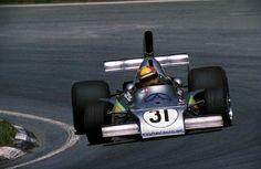 F1 1976 - Brazilian GP - Copersucar FD03 - Ingo Hoffmann