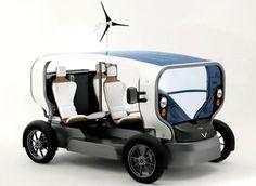 Venturi Eclectic 1, solar car, electric car, wind power, solar, Venturi