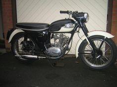 1961 Triumph 200cc Tiger Cub Frame no. T79276 Engine no. T20 79276