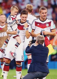 To anyone who is German I want to congratulate them on their team's amazing performance on the World Cup they deserved it and I'm glad to say I never doubted on this team!!!! Congrats