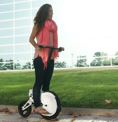 SSIKE folding electric scooter, £1,399.95