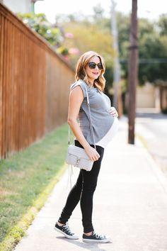 Maternity Style: Sharing my favorite maternity/nursing tops!