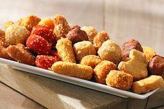 Snacks uit de Airfryer