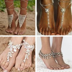 Melbourne Australia Beach Wedding Theme | Summer Wedding Style Wedding Sandles | Beach Footwear | Bling #bride #love