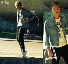 One year MJ!!!  (by Andreas Wijk) | LOOKBOOK.nu
