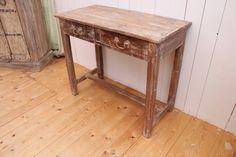 Antiker Schreibtisch aus Indien