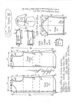 Camisão chemise   DIY - molde, corte e costura - Marlene Mukai