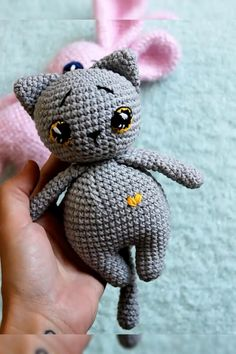 Knitted Doll Patterns, Plushie Patterns, Crochet Bunny Pattern, Crochet Animal Patterns, Knitted Dolls, Stuffed Animal Patterns, Crochet Patterns Amigurumi, Baby Knitting Patterns, Crochet Dolls