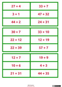 math worksheet : http  www senteacher  worksheet 95 clockbingo html sen  : Sen Maths Worksheets