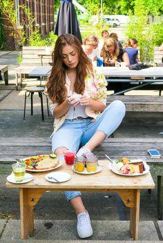 DE BAKKERSWINKEL in Westerpark - Amsterdam Breakfast Menu, The Breakfast Club, Amsterdam, Greek Girl, Brunch Places, Sweet Cupcakes, Cold Day, High Tea, Lifestyle Blog