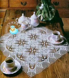 Cochet Doily Pattern - Very Nice