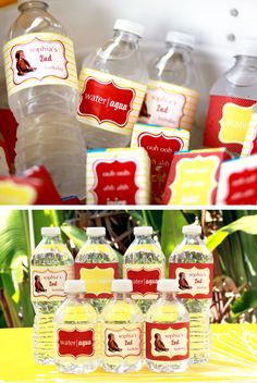 "Lovely & Modern ""Curious George"" Birthday // Hostess with the Mostess®"