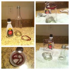 Cutting glass Cut Glass, Fun Crafts, Soap, Inspired, Bottle, Fun Diy Crafts, Fun Activities, Flask, Crystal