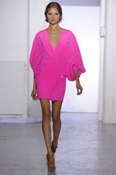 glorious pink dress