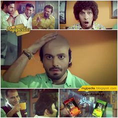 The Funniest Barber TVC by Tea Max 2016