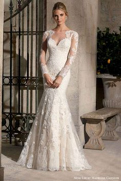 Pinterest : 50 robes de mariées pour l'automne hiver 2015 2016 | Glamour