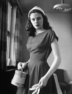 Absolute perfection. Nina Leen. #1940s
