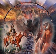 """Cherokee Indian Symbols 