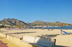Strand Port de Pollenca - Mallorca