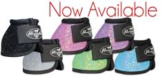 Professional's Choice new Glittler Bell Boots are now available!