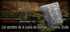 Los secretos de la cueva de Burrows