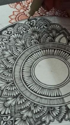 This is the home page for my Art Shop & Portfolio. Doodle Art Drawing, Zentangle Drawings, Pencil Art Drawings, Art Drawings Sketches, How To Zentangle, Zentangle Art Ideas, Mandala Sketch, Mandala Doodle, Mandala Drawing