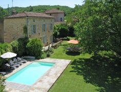 Le Presbytere Farmhouse With Private Pool, France