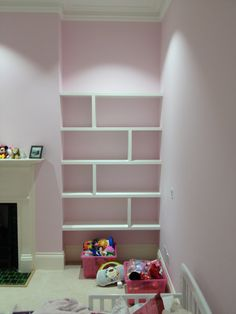 Small Bedroom Storage Ideas, Bedroom Sets with Storage, Bedroom Wall Storage Alcove Storage, Alcove Shelving, Small Bedroom Storage, Wall Storage, Alcove Cupboards, Storage Ideas, Bedroom Alcove, Bedroom Wall, Girls Bedroom
