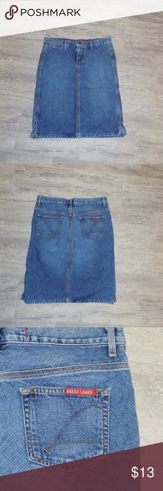 Guess Jeans skirt, size 29, like new. Guess Jeans skirt, size 29, like new. Guess Skirts