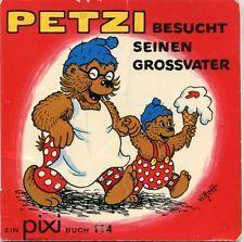 Pixi-Buch - Petzi besucht seinen Großvater Buch 114